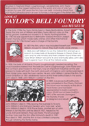 Taylors Bell Foundary Guide